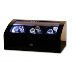 Luxe watchwinder met Led
